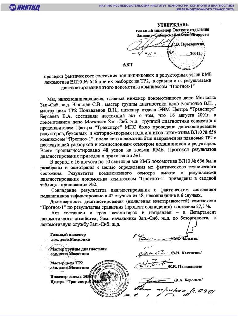 8.1 Отзывы о продукции НИИТКД по Прогнозу (2)-9