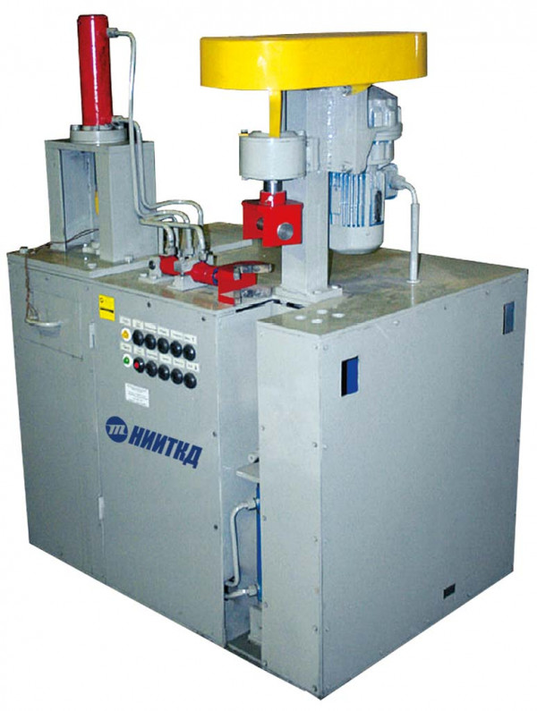 Mechanized workstation for disassembling and assembling hydraulic vibration dampers
