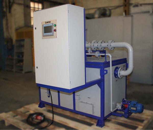 Oil-Priming Pumps Test Bench