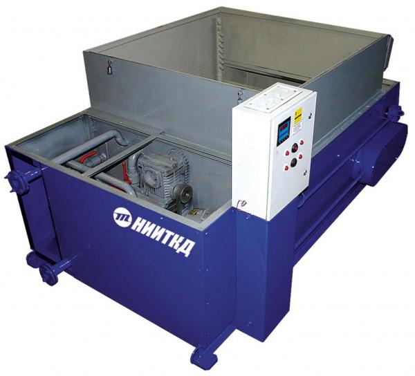 Jet-Waschmaschine für kleine Teile