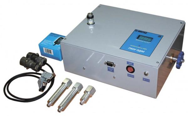 Tragbares Mikroprozessorgerät PMU RDM