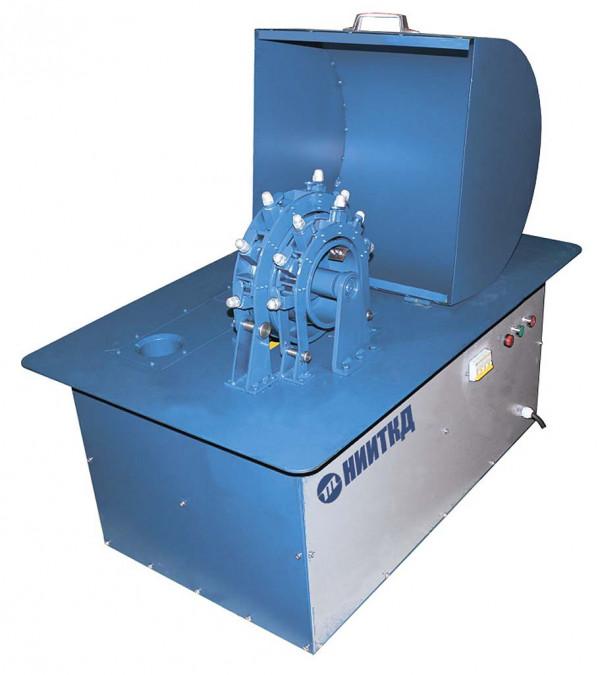 Полуавтомат для притирки щеток02