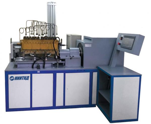 Automatisierte Station für Einstellung der Blocktyp-Hochdruckeinspritzpumpen