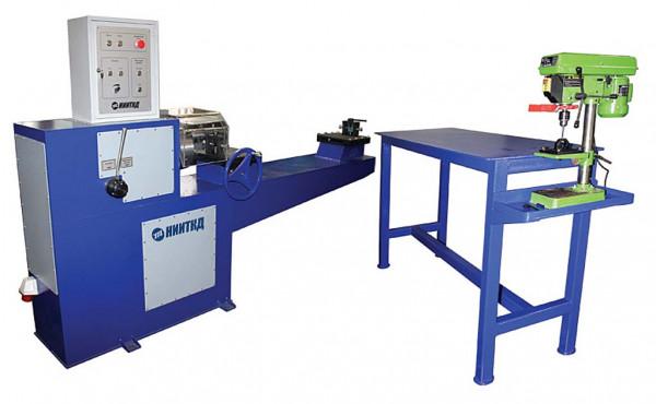 Triangel machining workstation