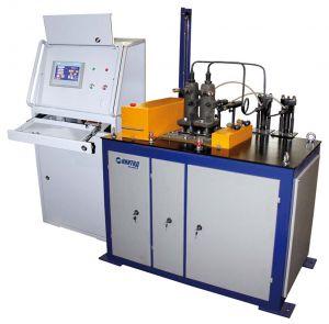 Автоматизированный пост для настройки топливных насосов высокого давления дизельных двигателей