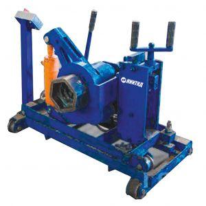 Hydraulische Schraubmaschine für die Demontage von Müttern M110
