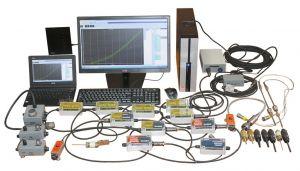 Комплекс производственный автоматизированных реостатных испытаний типа «Кипарис-5»
