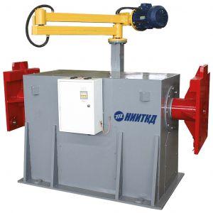 Механизированное рабочее место для разборки и сборки вспомогательных электрических машин