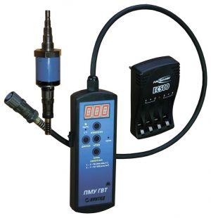 Переносное микропроцессорное устройство для контроля давления (разряжения) и температуры воздуха в наддувочной системе дизеля ПМУ ГВТ