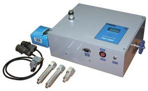 Переносное микропроцессорное устройство для настройки срабатывания реле давления масла дизель-генераторных установок тепловозов ПМУ РДМ