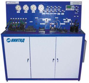 Control station for KSK-AvTs RD pneumatic valves