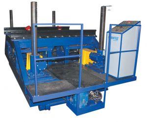 Скатоподъёмник для замены колесно-моторного блока локомотива