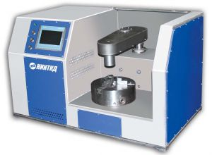 Automatic dressing machine for the outer and inner bearing rings
