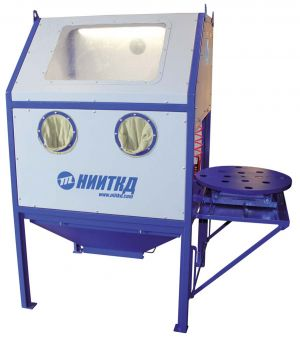 Pneumatic blower chamber for automatic brake devices