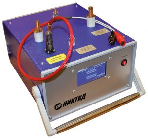 Bench for checking PP-36 main fuses
