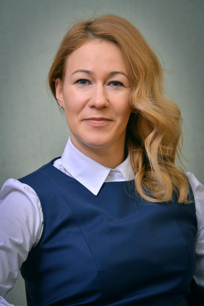 Литвиненко Ольга Николаевна