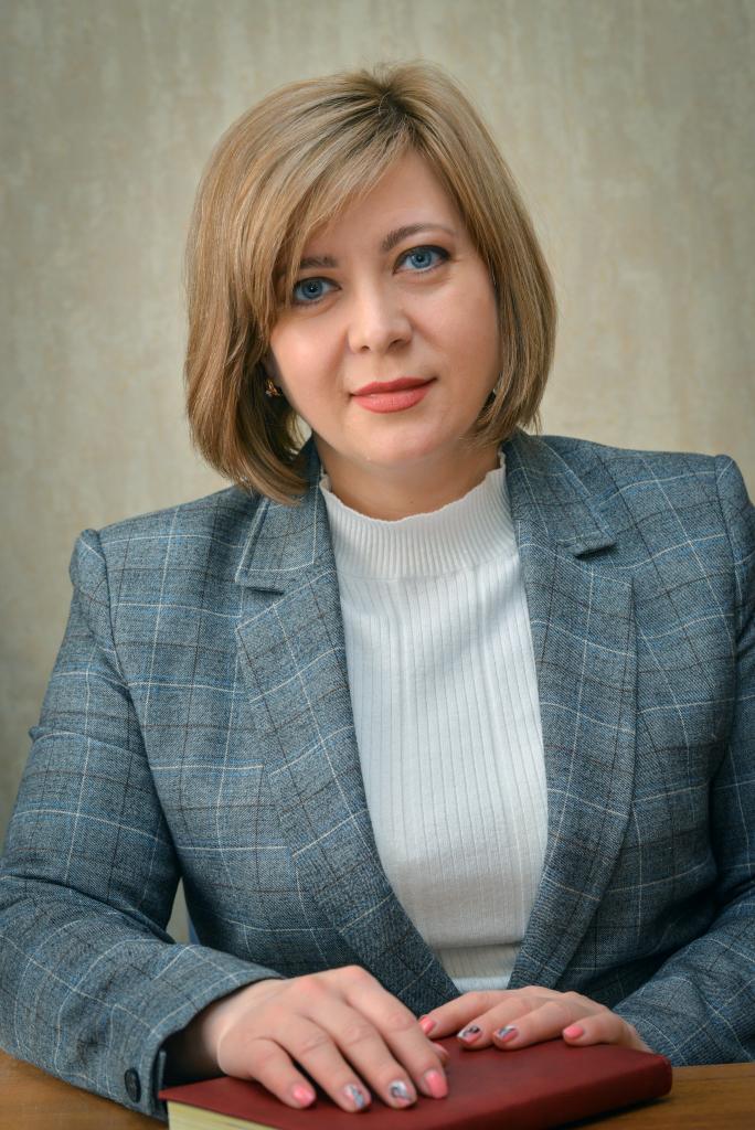 Блохина Надежда Михайловна