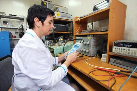 Метрологическое обеспечение технологических процессов